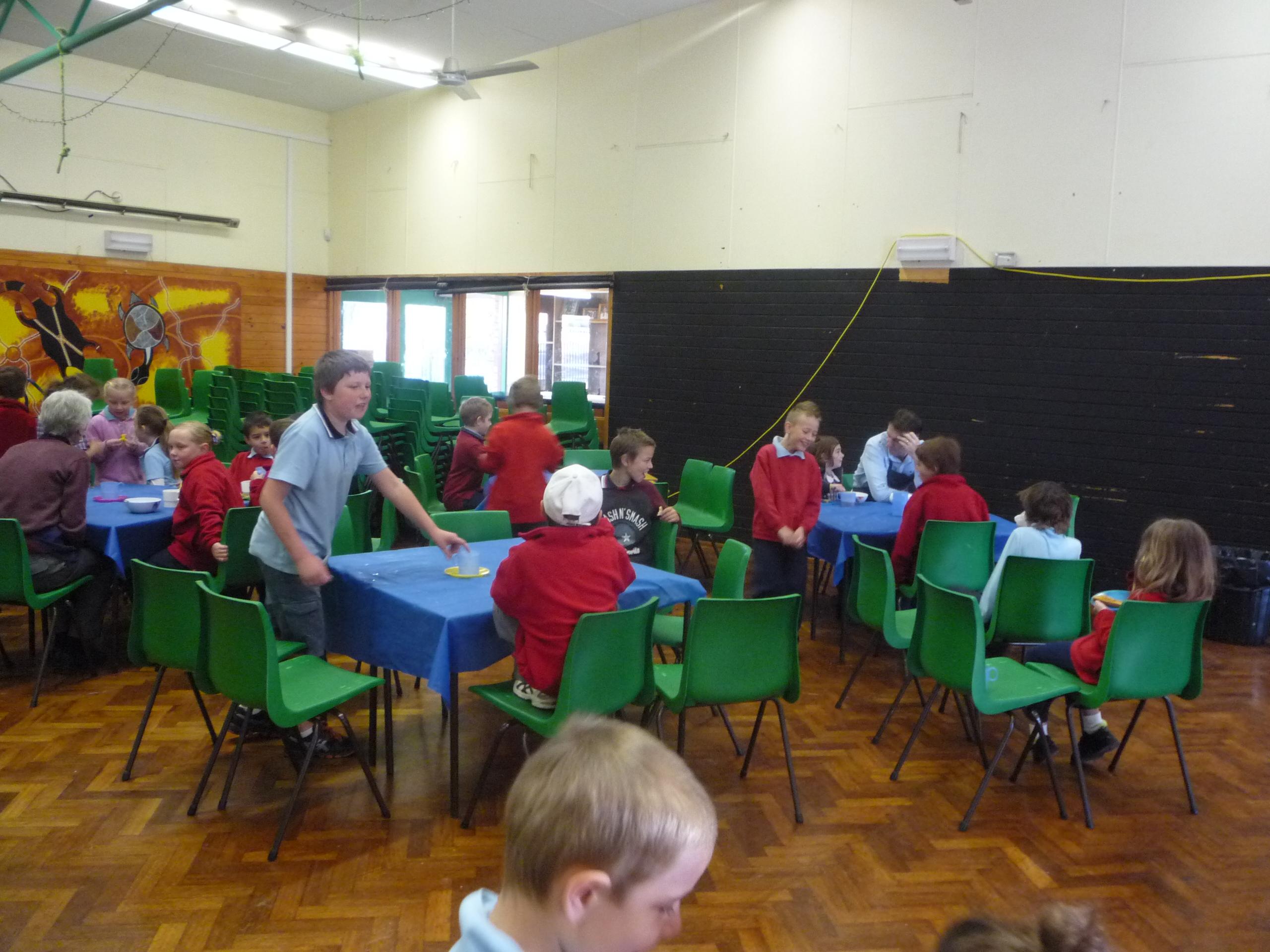 Bowen School Breakfast Program